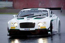 #8 M-Sport 宾利 宾利 Continental GT3: 杰罗姆·丹布罗西奥, 安东尼·勒克勒克, 邓肯·塔皮