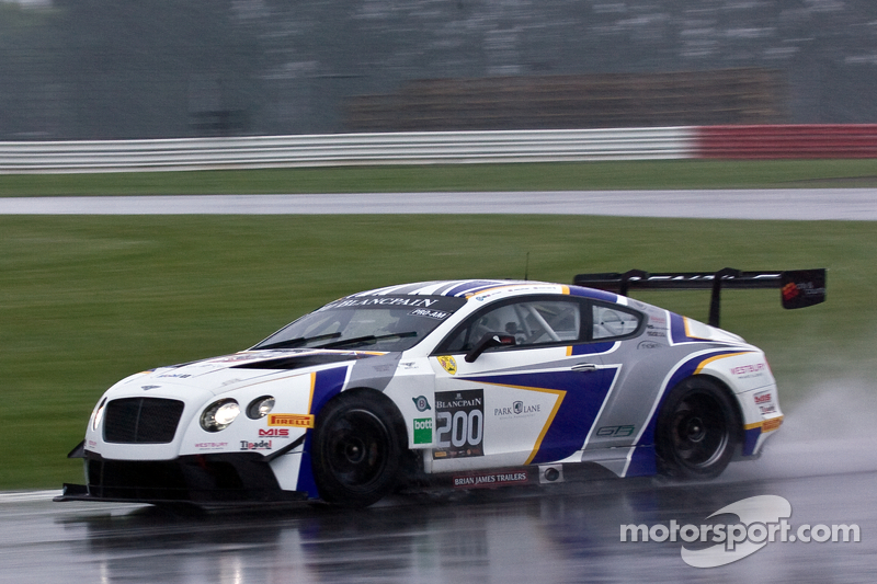 #200 Generation 宾利 Racing 宾利 Continental GT3: James Appleby, 斯蒂夫·坦迪, Jody Fannin