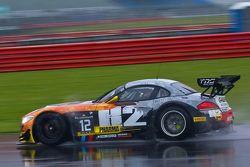 #12 TDS Racing 宝马 Z4 亨利·阿西, 尼基·卡茨伯格