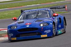 #14 Emil Frey Racing Emil Frey G3 Jaguar: Lorenz Frey, Gabriele Gardel, Fredy Barth