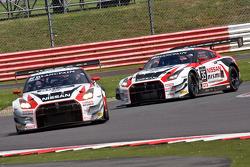 #80 Nissan GT Academy Team RJN Nissan GT-R Nismo GT3: Nick McMillen,Florian Strauss, Alex Buncombe #