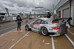 #93 Pro GT by Almeras Porsche 997 GT3 R: Eric Dermont, Franck Perera