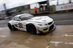 #43 ROAL Motorsport BMW Z4: Stefano Comandini, Eugenio Amos, Michela Cerruti