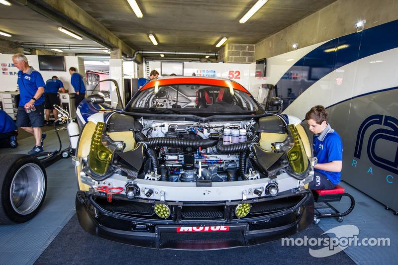 #52 RAM Racing Ferrari 458 Italia
