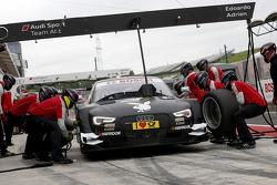 Boxenstopp, Adrien Tambay, Audi Sport Team Abt Sportsline, Audi RS 5 DTM