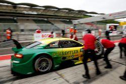 Boxenstopp, Mike Rockenfeller, Audi Sport Team Phoenix, Audi RS 5 DTM