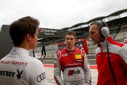 Adrien Tambay, Audi Sport Team Abt Sportsline, Audi RS 5 DTM, Edoardo Mortara, Audi Sport Team Abt,