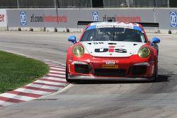 #58 Snow Racing Porsche 911 GT America: Madison Snow & Jan Heylen