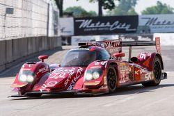 #70 Mazdaspeed/Speedsource Mazda Prototype: Tom Long, Sylvain Tremblay