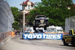 Super-Truck actie