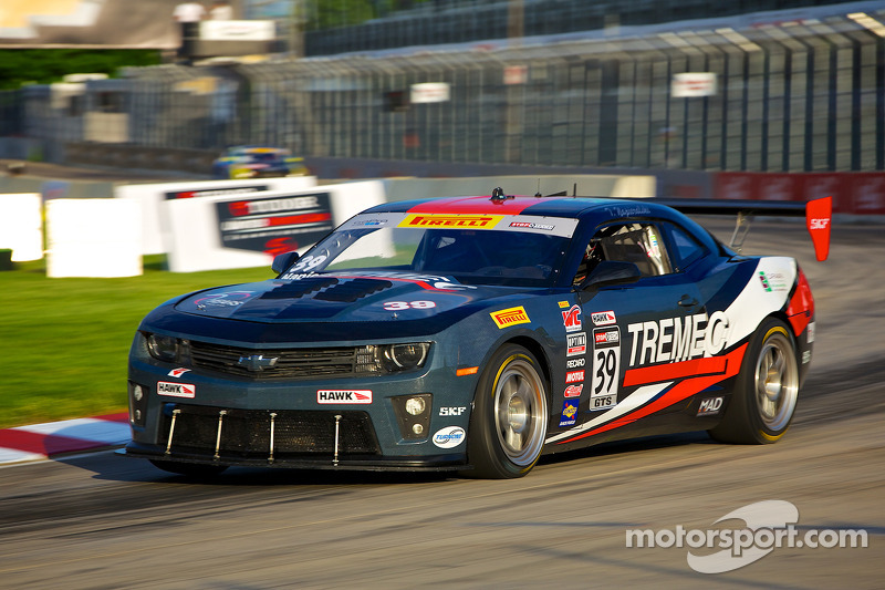 #39 Total Performance Racing Chevrolet Camaro: Todd Napieralski