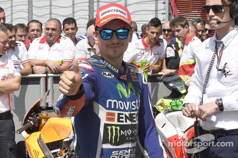 2014: MotoGP, 3º - Jorge Lorenzo - Yamaha