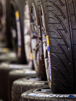 Michelin rain tires
