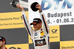 Podium: Marco Wittmann, BMW Team RMG BMW M4 DTM
