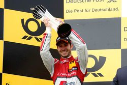 Podium, Miguel Molina, Audi Sport Team Abt, Audi RS 5 DTM