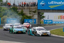 Daniel Juncadella, Mercedes AMG DTM-Team Mücke, DTM Mercedes AMG C-Coupe