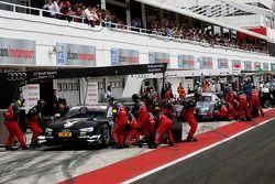 Adrien Tambay, Audi Sport Team Abt Sportsline Audi RS 5 DTM e Nico Muller, Audi Sport Team Rosberg A