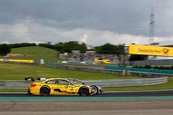 Timo Glock, BMW Team MTEK BMW M3 DTM and Edoardo Mortara, Audi Sport Team Abt Audi RS 5 DTM