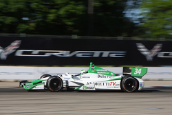 #34 Carlos Munoz, Andretti Autosport Honda