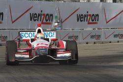 Justin Wilson, Dayle Cone Racing Honda