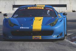 Henrik Hedman. Ferrari 458 GT3