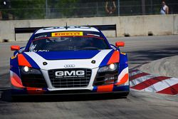 #44 Global Motorsports Group Audi R8 Ultra: Brent Holden
