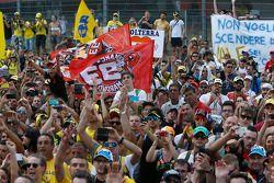 Марк Маркес. ГП Италии, воскресенье, после гонки.
