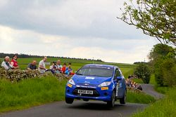 Cameron Davies et Phil Hall, Ford Fiesta R2