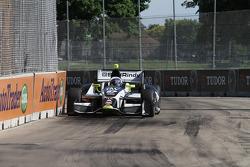 Josef Newgarden, Sarah FisherHartman Racing Honda