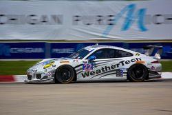 #22 Alex Job Racing Porsche 911 GT America: Cooper MacNeil & Leh Keen
