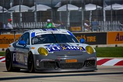 #44 Magnus Racing Porsche 911 GT America: John Potter & Andy Lally