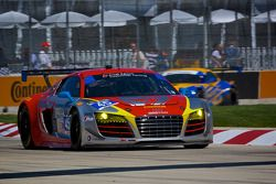 #45 Flying Lizard Motorsports Audi R8 LMS: Nelson Canache Jr. & Spencer Pumpelly