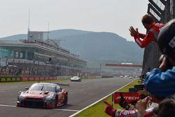 #23 Nismo Nissan GT-R: Tsugio Matsuda, Ronnie Quintarelli ottiene la vittoria