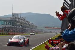 #23 Nismo Nissan GT-R: Tsugio Matsuda, Ronnie Quintarelli takes the win