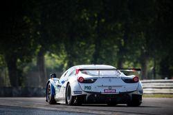 #52 RAM Racing Ferrari 458 Italia: Matt Griffin, Alvaro Parente, Federico Leo