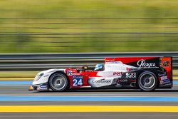 #24 Sébastien Loeb Racing Oreca 03 - Nissan: René Rast, Jan Charouz, Vincent Capillaire