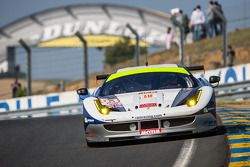 #53 RAM Racing Ferrari 458 Italia: Johnny Mowlem, Mark Patterson, Archie Hamilton