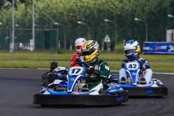 Course de Karting : Matthew McMurry