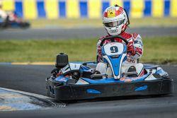 Medya/pilotlar karting yarışı: Tom Kristensen