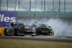 Vaughn Gittin Jr. en Chris Forsberg