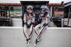 Nicolas Lapierre ve Sébastien Buemi