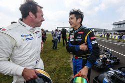 Patrick Pilet e Ho-Pin Tung. Foto Clément Marin / DPPI