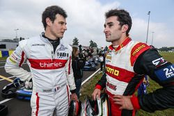 Pierre Thiriet e Franck Mailleux. Foto Clément Marin / DPPI