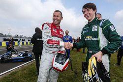 Tom Kristensen and Matthew McMurry. Photo Clément Marin / DPPI