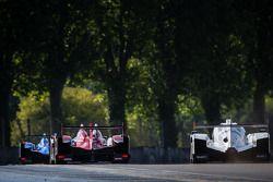 #27 SMP Racing Oreca 03 - Nissan: Sergey Zlobin, Mika Salo, Anton Ladygin, #2 Audi Sport Team Joest