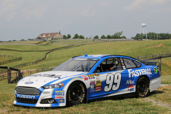 Voiture de Carl Edwards at Dreamfields Farm in Kentucky
