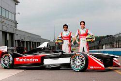 Karun Chandhok et Bruno Senna