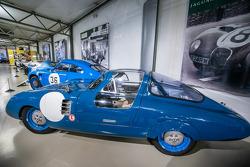 Panhard et Levassor Dyna - Ecurie Monopole Poissy 1958