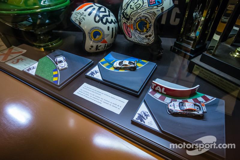 Miniaturas de coches de Allan Simonsen