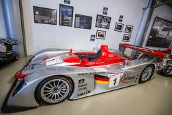 Audi R8 FSI 2002